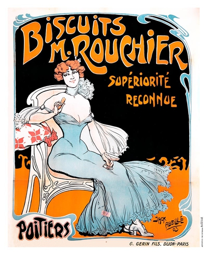 Biscuits M.Rouchier, Poitiers