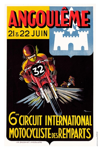 6e circuit international motocycliste des Remparts